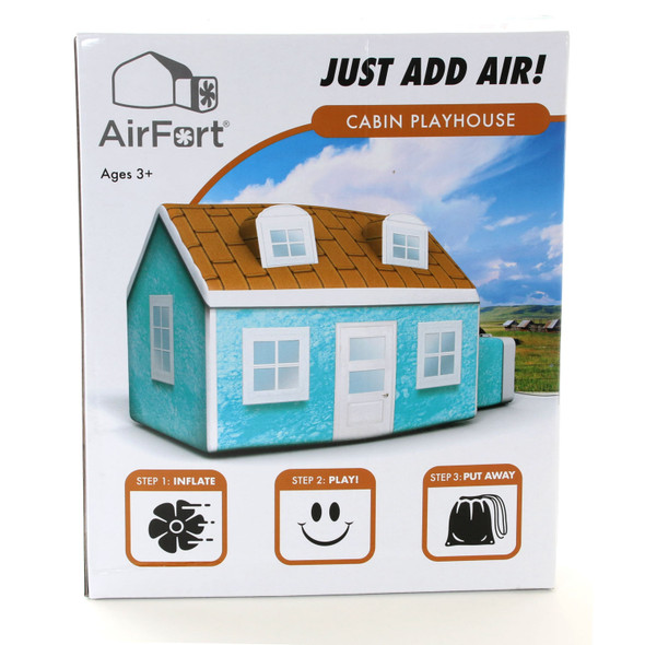 Air Fort Cabin Playhouse