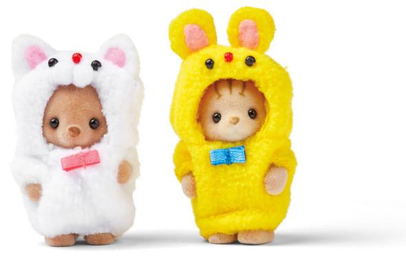 Costume Cuties Kitty & Cub