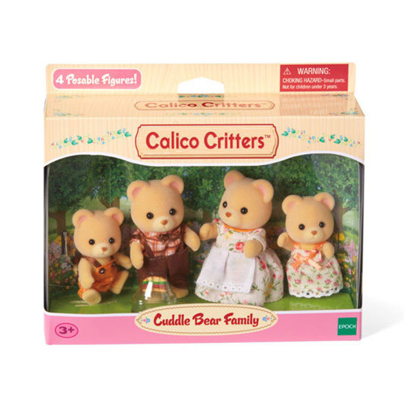 Cuddle Bear Family
