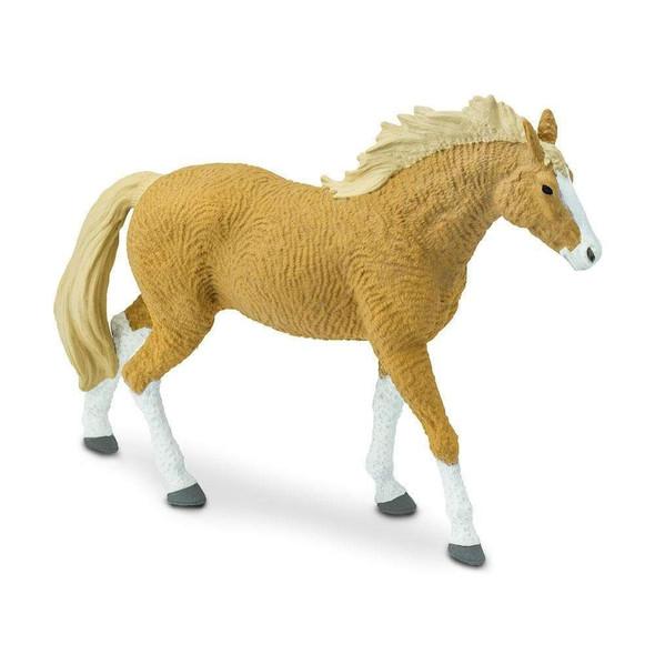 Bashkir Curly Horse Figurine