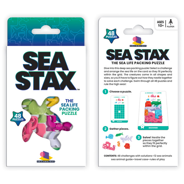 Sea Stax Puzzle