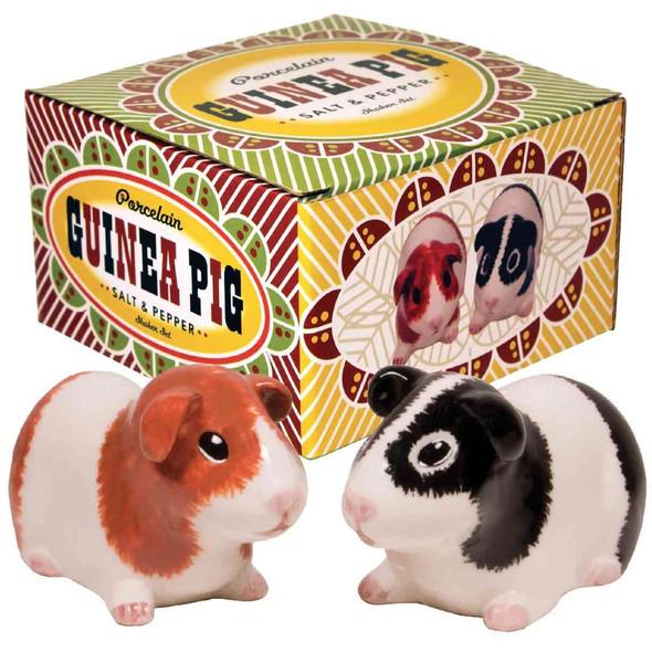 Guinea Pig Salt and Pepper Set