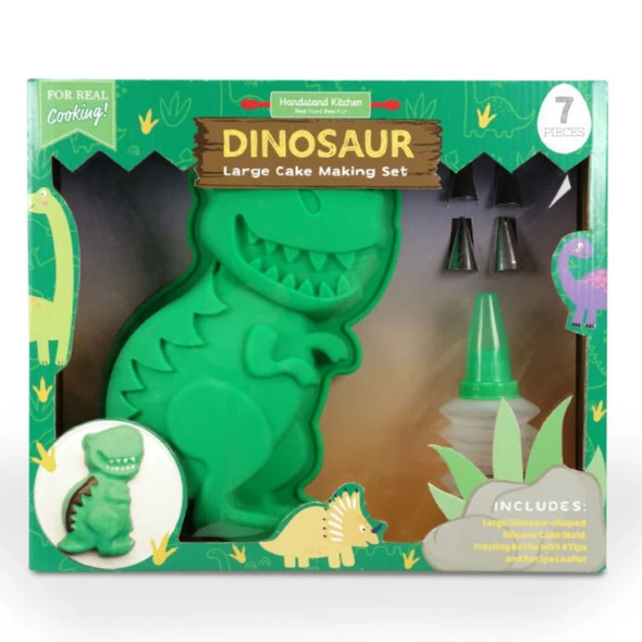 Dinosaur Large Cake Making Set