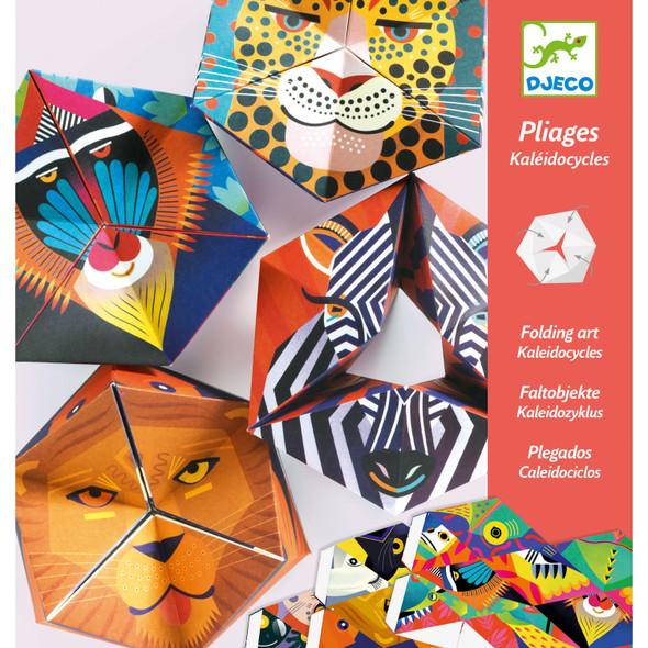 Origami Flexanimals