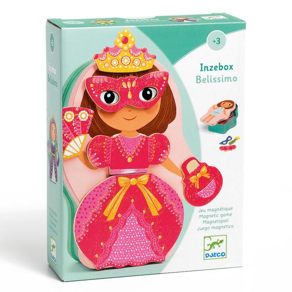 Magnetic Dress-Up Princess