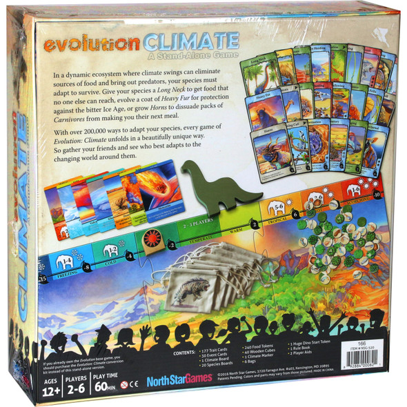 Evolution: CLIMATE Stand-Alone Game