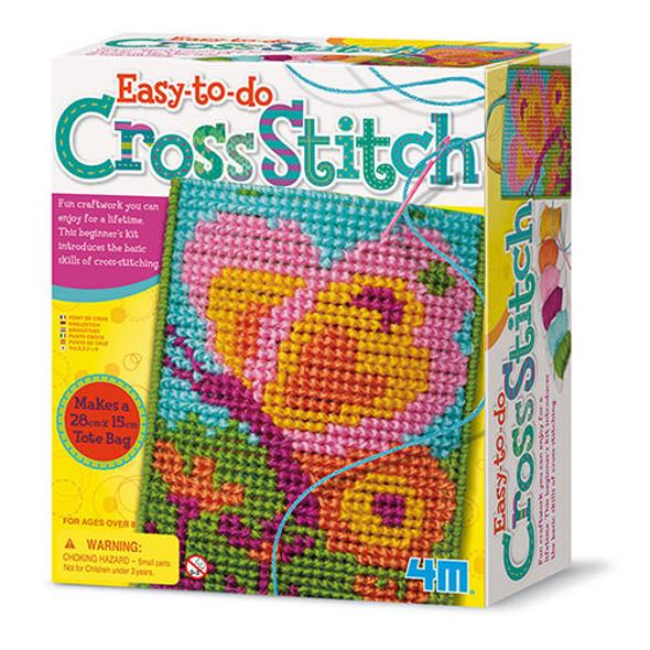 Easy-to-do Cross Stitch
