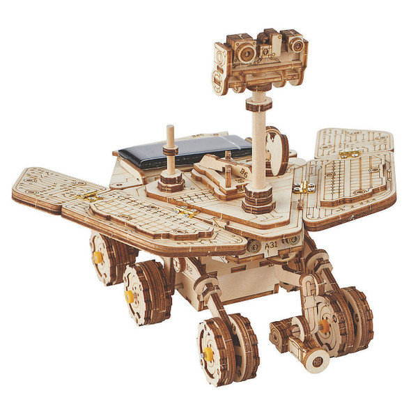 Gearjits Scout Rover 3D Wood Puzzle