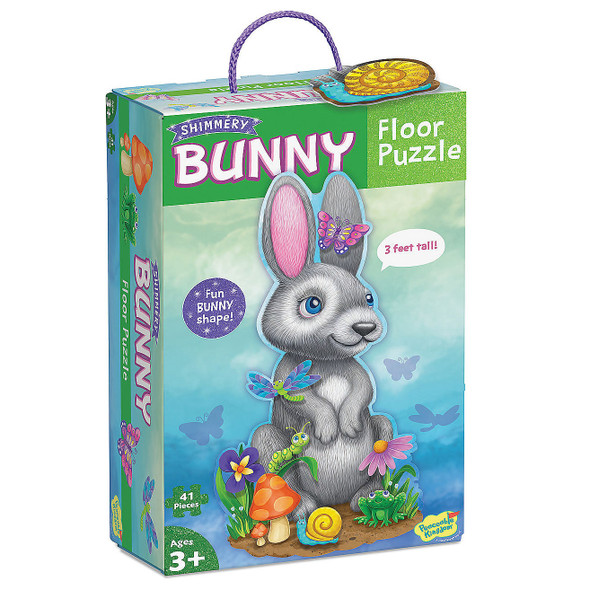Bunny Floor Puzzle
