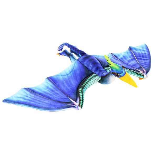 Pterodactyl Plush - Blue