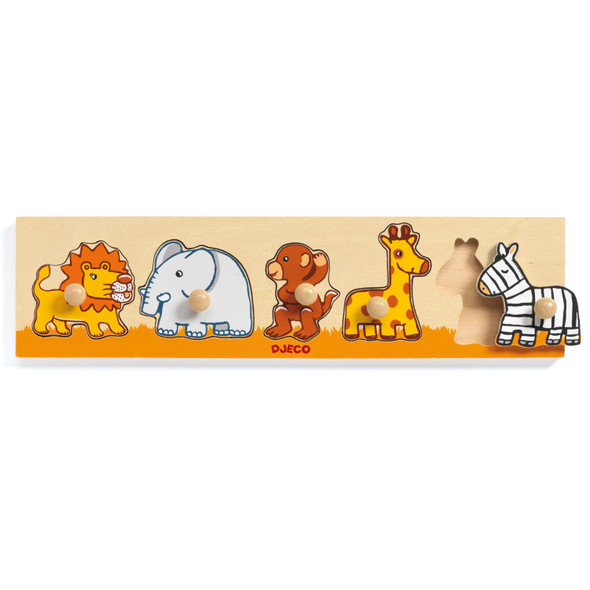 Sava n Co Wooden Puzzle