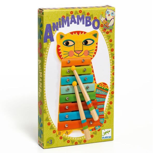 Animambo Metallophone - Cat