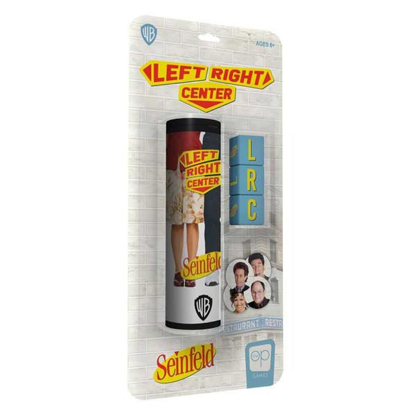 Seinfeld Left Right Center