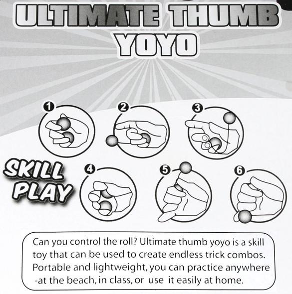 Ultimate Thumb YoYo Fidget