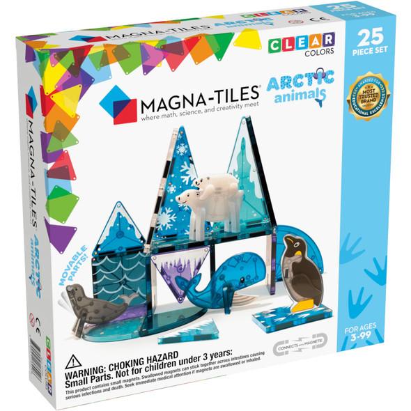Magna-Tiles Arctic Animals 25-Piece Set