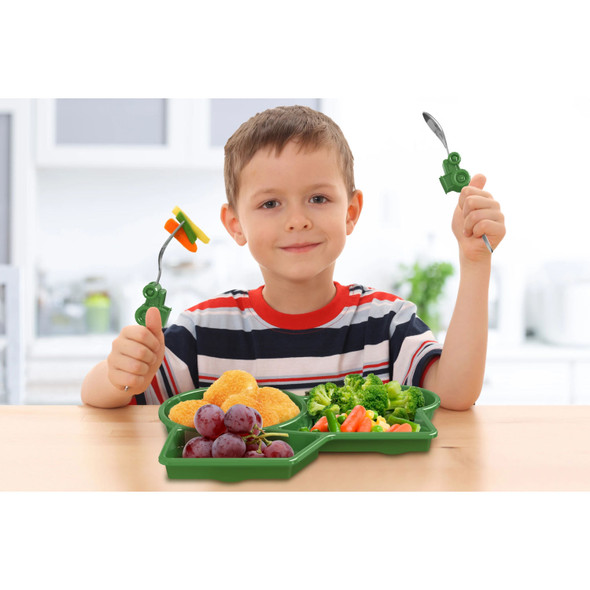 Me Time Tractor Meal Set