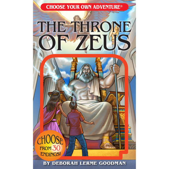 Choose Your Own Adventure - The Throne Of Zeus