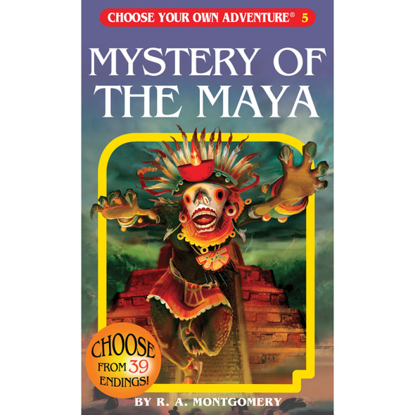 Choose Your Own Adventure - Mystery Of The Maya