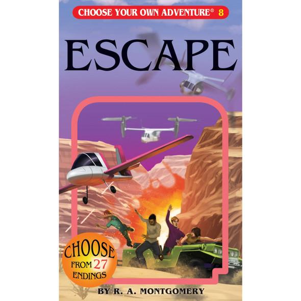 Choose Your Own Adventure - Escape