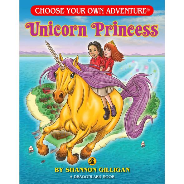 Choose Your Own Adventure - Unicorn Princess