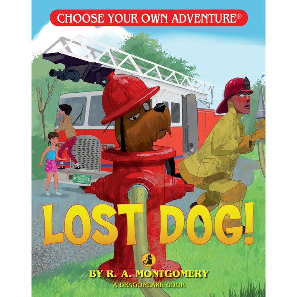 Choose Your Own Adventure - Lost Dog!