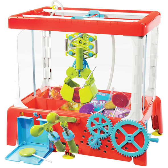 Candy Claw Machine - Arcade Game Maker Lab