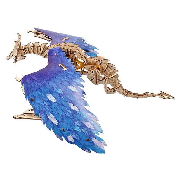 UGears Windstorm Dragon