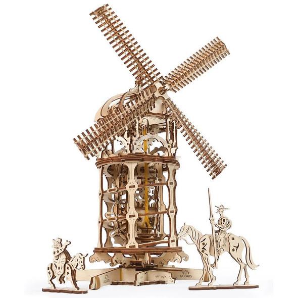 UGears Tower Windmill