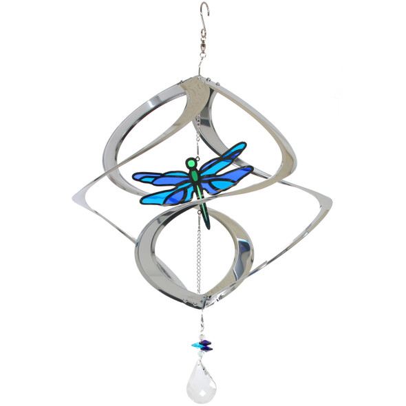 Geo Cosmix Dragonfly Wind Spinner