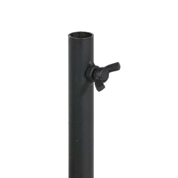Adjustable Deck Base for Garden Flag Poles