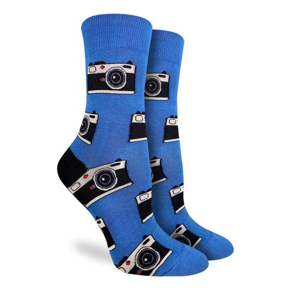 Cameras Socks Size 5-9