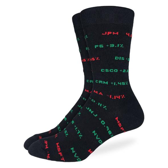 Stock Market Socks