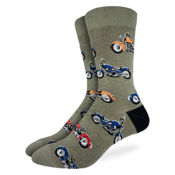 Chopper Motorcycle Socks