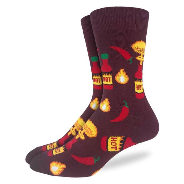 Hot Sauce Socks