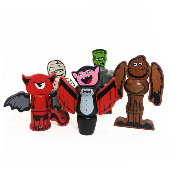 Tinker Totter Monsters