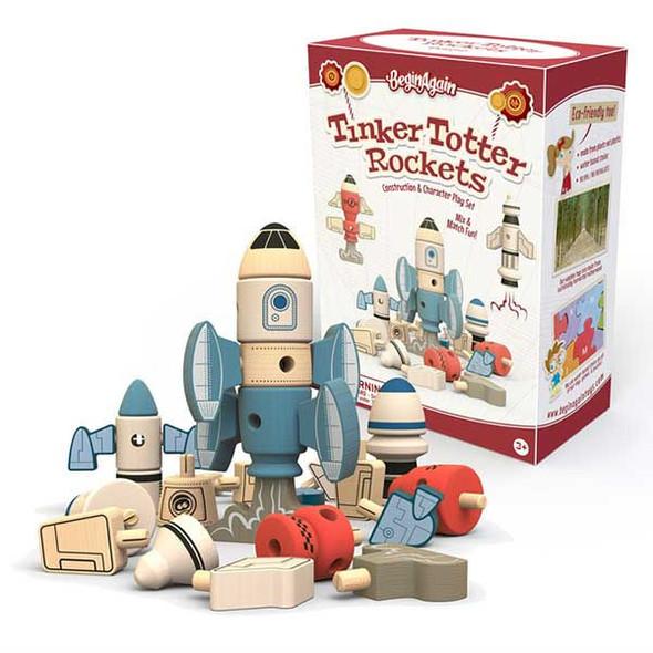 Tinker Totter Rockets