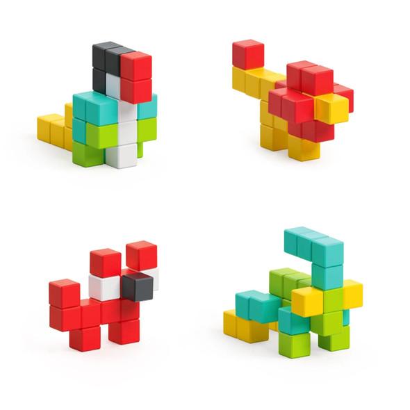 PIXIO-50 Magnetic Blocks