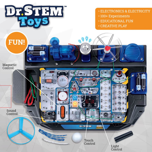 Dr. STEM 100+ Circuit Science