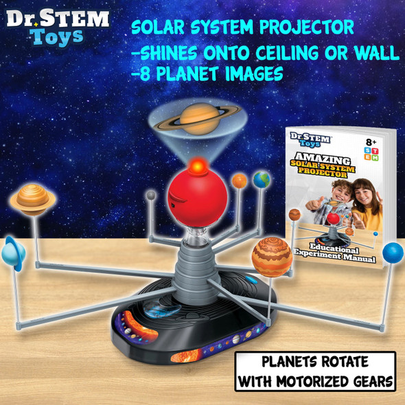 Solar System Projector
