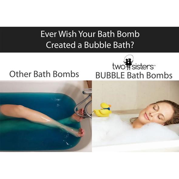 Eucalyptus Spearmint Bubble Bath Bomb