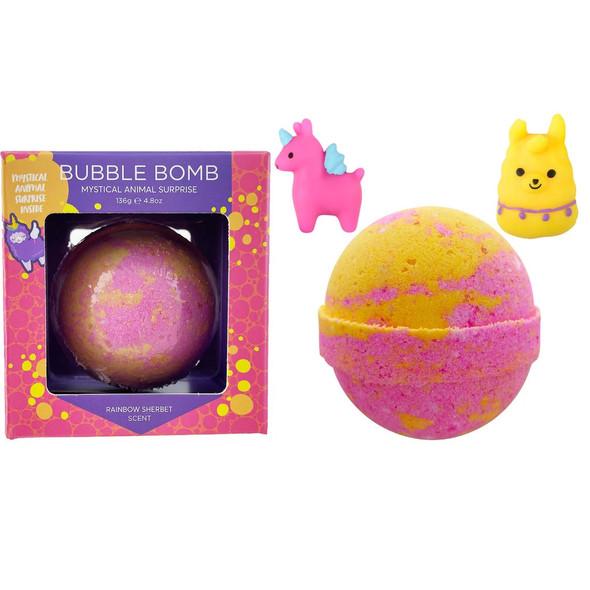 Mystical Animal Surprise Bubble Bath Bomb