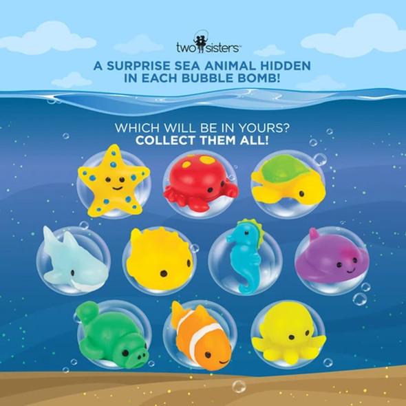 Sea Animal Surprise Bubble Bath Bomb
