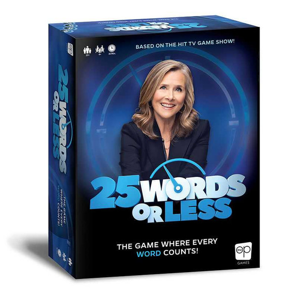 25 Words or Less Game