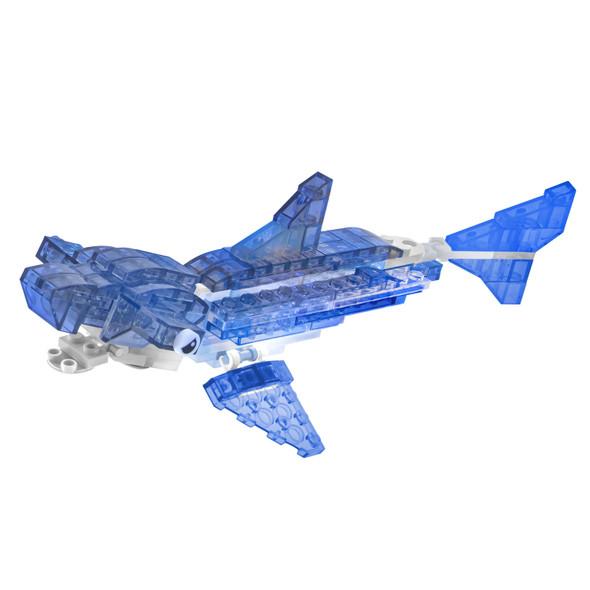 Laser Pegs 4-in-1 Hammerhead Shark Set