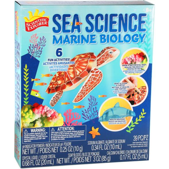 Sea Science Marine Biology