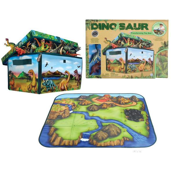 Dinosaur Transforming Toy Box
