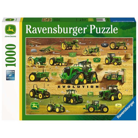 John Deere Legacy 1000pc Puzzle