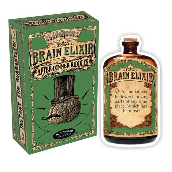 Clarendon's Brain Elixir After Dinner Riddles