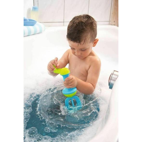 Bubble Bath Whisk - Blue