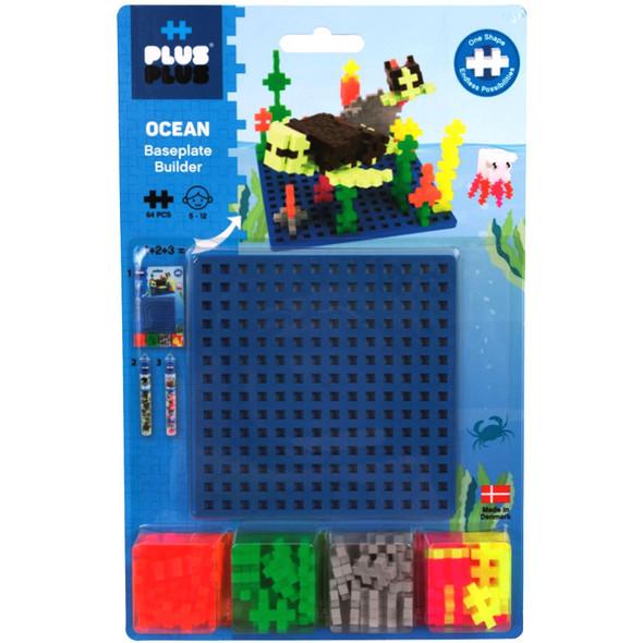 Ocean Baseplate Builder